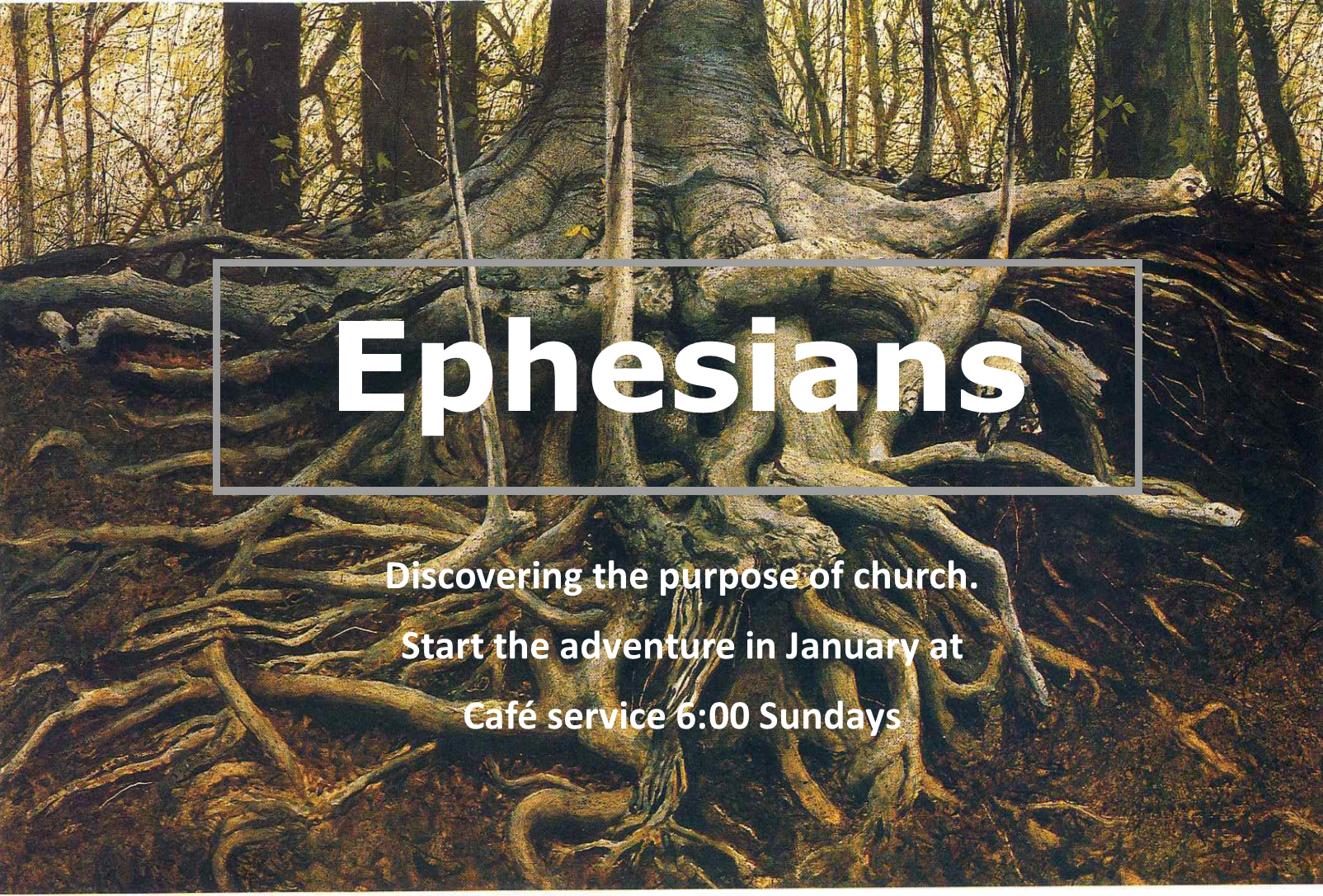 Ephesians Cafe Worship